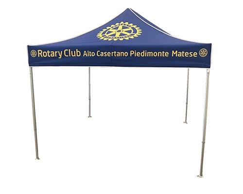 Gazebo Rotary